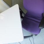 Q:時どき書類の整理や作成のために貸し机が使用したいのですがありますか。