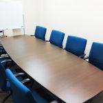 貸会議室ご利用時間の縮小について